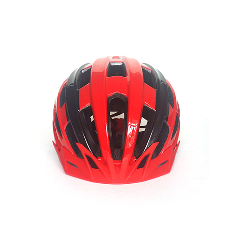 Factory wholesale EPS outdoor safety sports in mold bike helmet