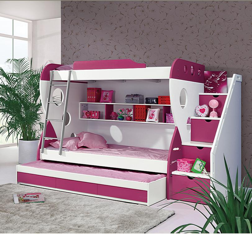 Litera 2016 barato cama doble moderna muebles de - Camas modernas para ninos ...