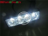 4 LED/ Diode Surface Mount LED Strobe Light /Truck Trailer LED Strobe lamp White Color