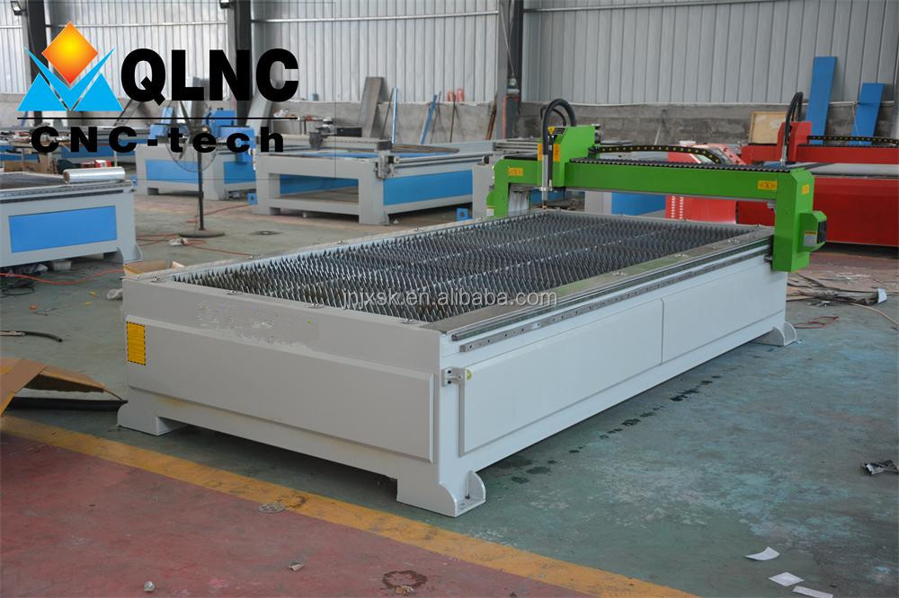 top selling best price plasma cnc cutting machine / cnc plasma cutting machine 1530