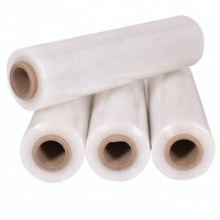 stretch film Lldpe Stretch film / Wrapping film Roll / Wrapping Plastic Roll