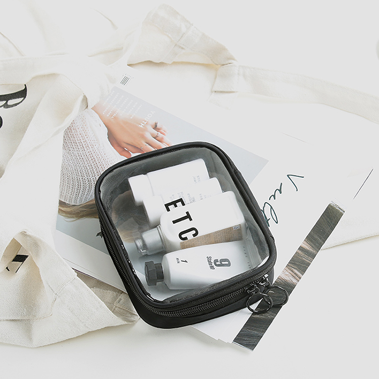 High Quality Unisex Portable Waterproof PVC Cosmetic Pouch Toiletry Bag for <strong>Travel</strong>