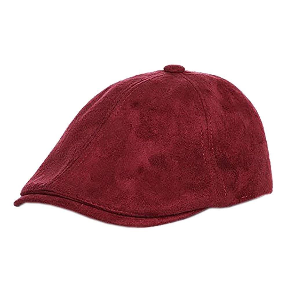 Get Quotations · Opromo Irish Hat Kids Child Beret Baby Newsboy Caps Cabbie  Flat Cap River Cap 61cac83f8701