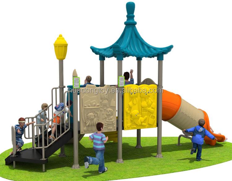 New style 어린이 small 놀이터 야외 장비 플라스틱 슬라이드