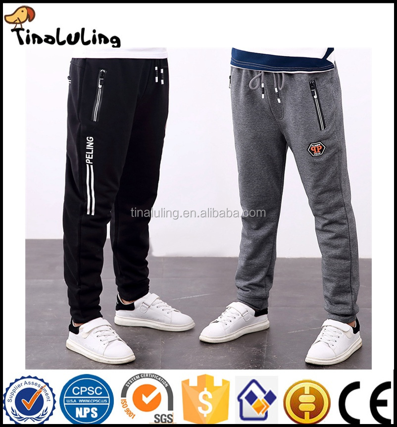 high quality womens sweat pants casual cotton/polyester mens sport trousers jogger-style fleece track training soft pants