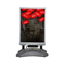 wasserdicht tragbaren led outdoor display
