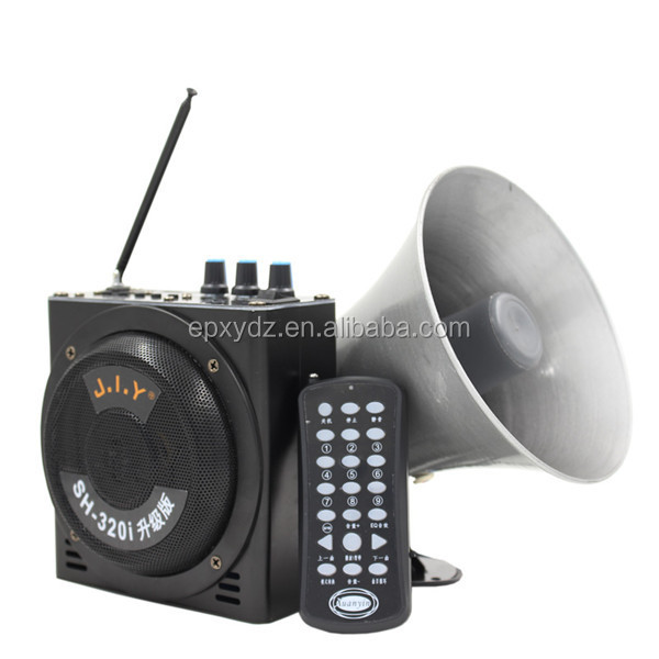 J.I.Y fornitore della cina elettronico dispositivo di caccia suono degli uccelli mp3 player remote control uccello chiamante all'aperto trappola