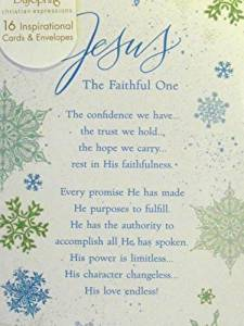 Dayspring Christmas Cards.Buy Dayspring Green Jesus Christian Christmas Cards With