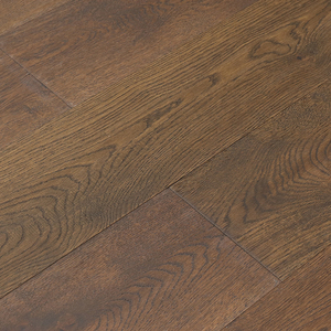 Quality french oak click lock engineered wood plank flooring