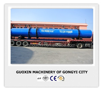 All Kinds Of Model Aluminium Hydroxide Drum Dryer