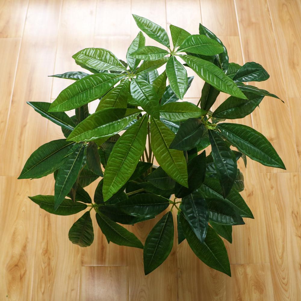 flowerking brand wholesale pachira aquatica pachira money tree plant artificial bonsai tree