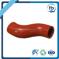 china supplier with customized size silicone hose/silicone rubber tubes
