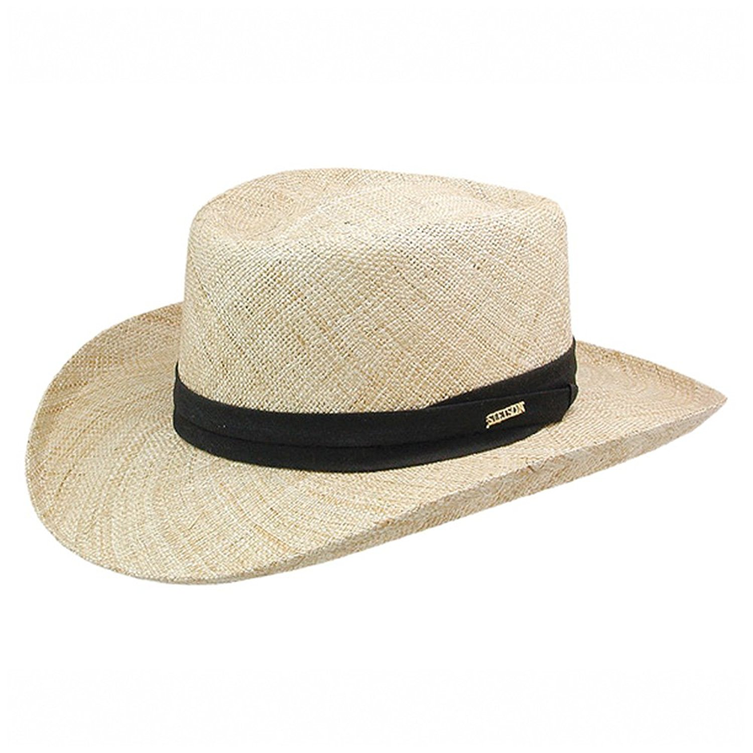 93ee32e86 Buy Stetson Pinto - Seagrass Outdoorsman Hat in Cheap Price on ...