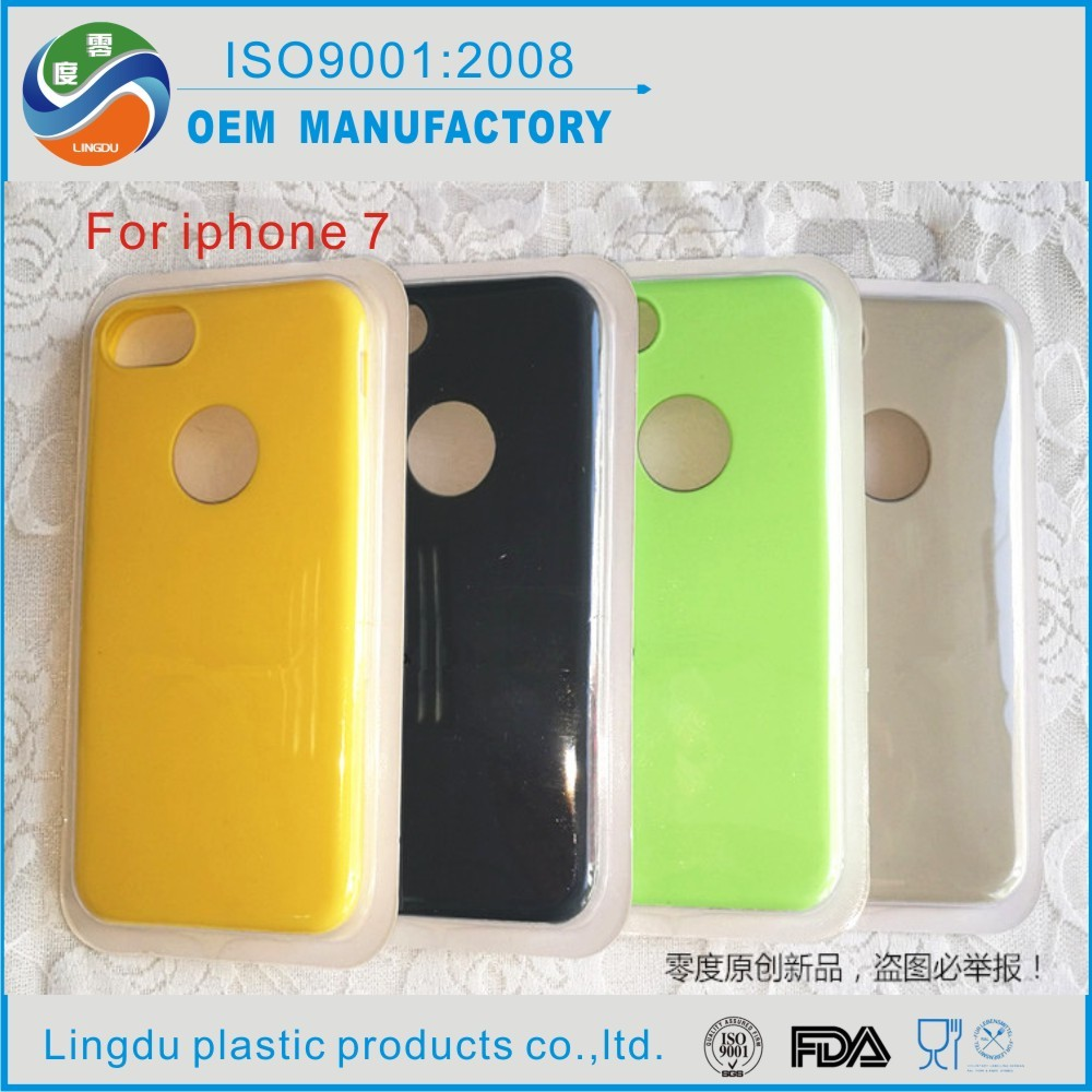 2017 New model Eco-friendly 5.5 inch silicone customized mobile phone case