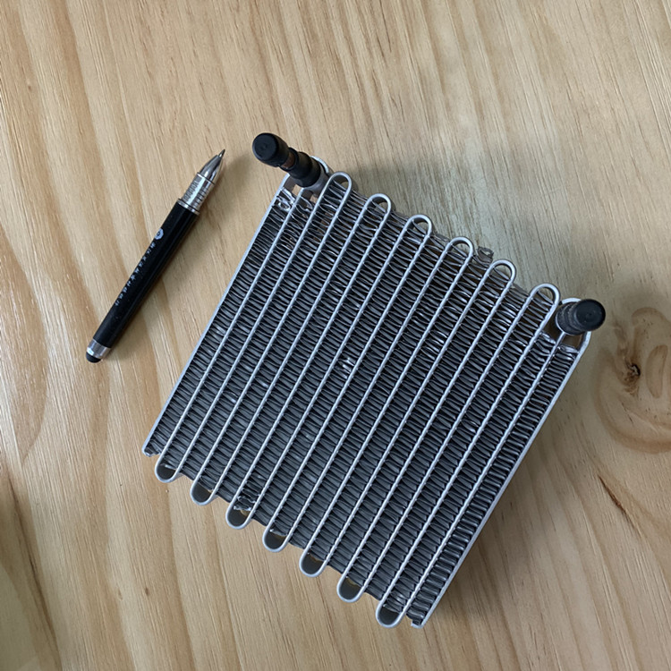 air cooled micro channel condenser for mini refrigerator