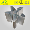 Galvanized PET strapping seal/serrated seal/strapping buckle from STEK/