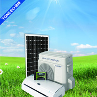 Best price high quality 9000btu dc solar air conditioning with solar panel