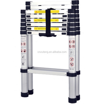 Incredible Elastic Husky Strong Combination 2 Sections Collapsible Step Stool Aluminum Telescopic Ladder Buy Aluminium Telescopic Ladder Elastic Ladder Husky Caraccident5 Cool Chair Designs And Ideas Caraccident5Info