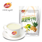 Pineapple flavor instant coconut milk cream powder drink