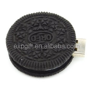 Biscuit USB Flash Drive / Chocolate Cookie USB Flash Drive / Sandwich Cookie USB Flash Drive