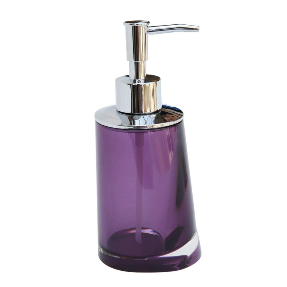 Soap Dispenser Creative Emulsion Bottle Push Type Hand soap Bottle Bath Bottles Bathroom Accessories soap pump-818.5Cm-B