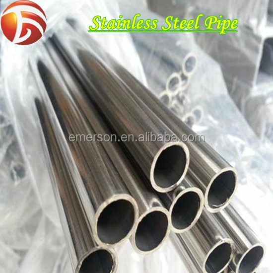"Good Price Supper Duplex Stainless Steel Seamless 24"" / 2 inch / 25mm Diameter Pipe Price"