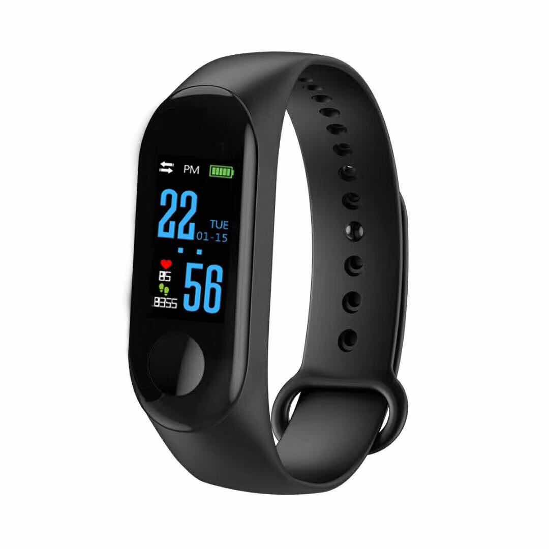 2018 Hot Selling Silicone Strap Rubber Smart Watch Band for ios and android фото