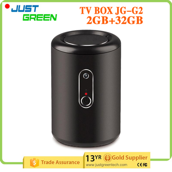 Mini PC G2 2GB 32GB Win10 Z3735F CPU Game OTG XBMC Kodi LAN RJ-45 Hot sale New Design TV Box