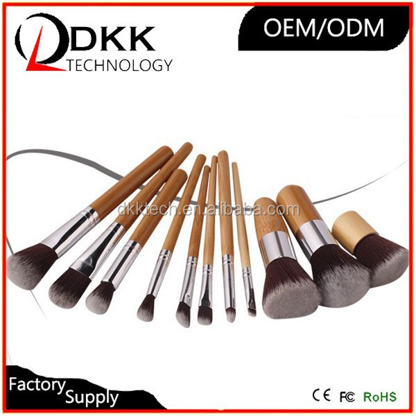 11pcs Wholesale online Kabuki Style Bobbi Make up Brush Set in 2015