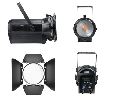 100W LED Tungsten Fresnel Video Spot Film Light Continuous Lighting