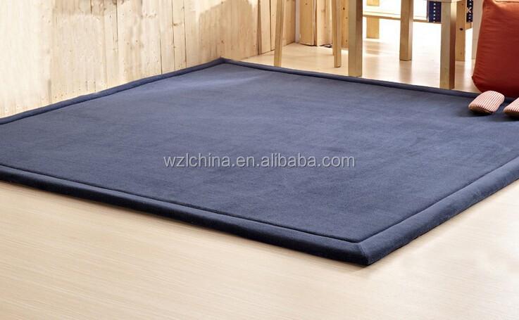 sp cial pais tapis de velours corail japonais tatamis enfants rampants tapis salon chambre. Black Bedroom Furniture Sets. Home Design Ideas