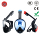 Hot Selling 2019 Amazon Swimming Training Spearfishing Full Face Diving Mask Wide Field Of Vision Diving Mirror