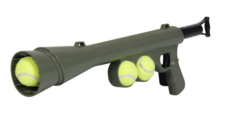 Hot sale Funny PET Tog Dog Training Tennis Ball Launcher