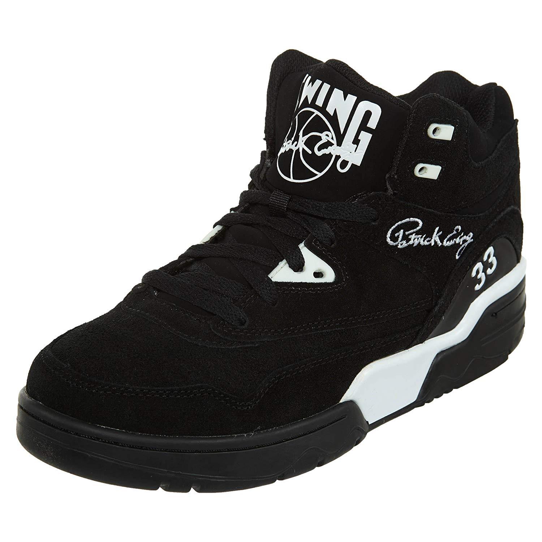 new york 6e227 82bb2 Ewing Athletics Ewing Guard Men s Basketball Shoes 1EW90055-018. 120.0. Patrick  Ewing Athletics Ewing Rogue ...