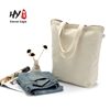 Top Quality 8oz Cotton Jakarta canvas Shopping Bag