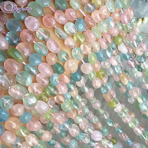 precious wholesale mardi gras beads gemstone beryl tumbled gemstones for sale