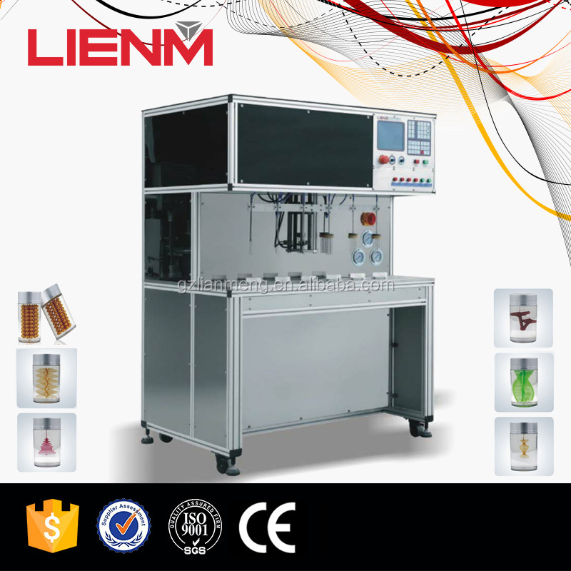 Wide Selection Pearl Pattern Cream Production Filler Cosmetic Filling Machine