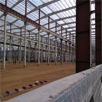 Prefabricated High Rise Steel Building with Perfect Quality