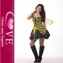 2015 grossisti <span class=keywords><strong>halloween</strong></span> adolescenti ape costume buona qualità sexy costume vestito animale <span class=keywords><strong>di</strong></span> fantasia hot sexy vendita ape regina costume