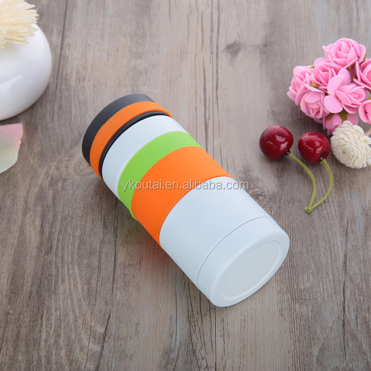 Wholesale best steel insulated travel auto mug tumbler