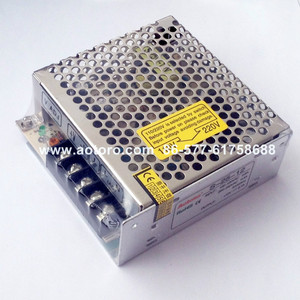 equipments producing S-25-5 5V 5A LED switch mode power supply quality guaranteed
