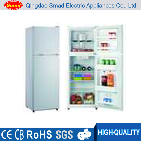 HD-423 E-star Stainless steel fridge freezer for North America
