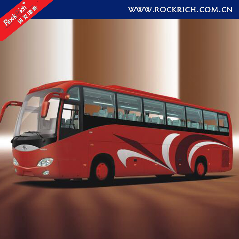 Long distance dongfeng 45 seats tourism travel passenger bus