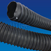 Smoke suction fume flexible exhaust hose