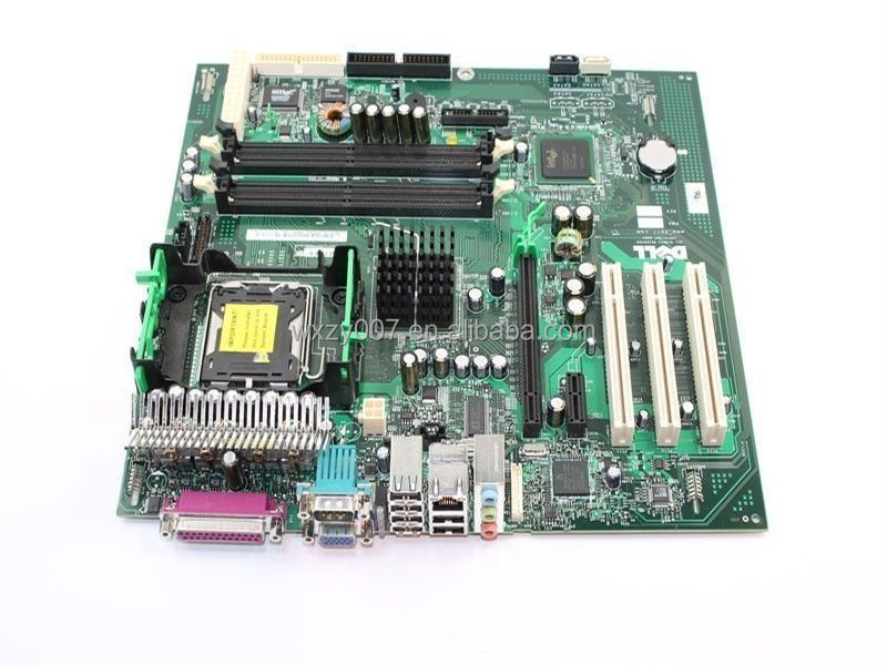 For dell Optiplex GX280 SFF Desktop System Motherboard H8367 H8164 D7726 Y6281 XF950 CG808 Free Shipping