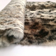 Supplier price polyester material fake animal stuffing fur for crafts