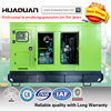 Sound proof Diesel Generator set Noiseless generator powered by cummins diesel engine