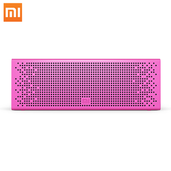 Original Xiaomi Mini Metal Stereo Portable Wireless MP3 Player Hands-free Bluetooth Speaker