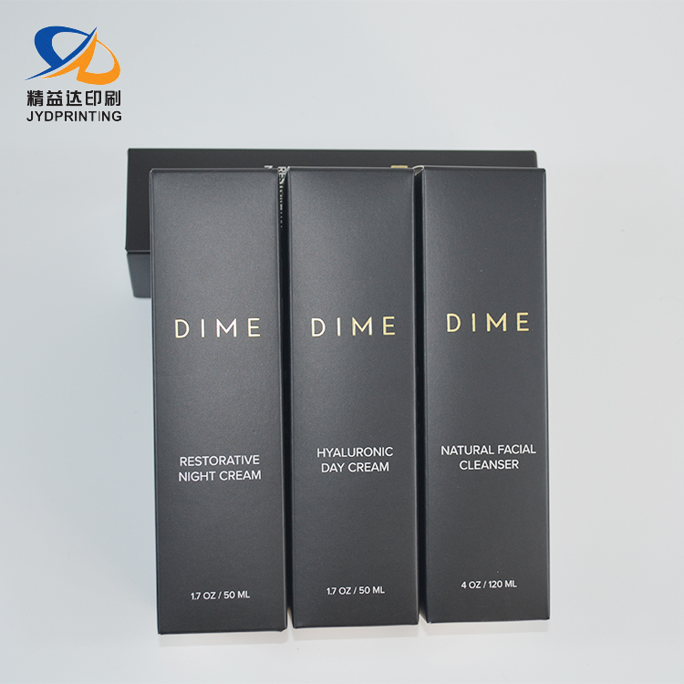 Custom Luxury Cosmetic Box Manufacture Packaging Gift Wooden Box High Quality Carton Paper Box