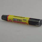 aluminum collapsible tubes for super glue, 7 colors printing, diameter 25mm